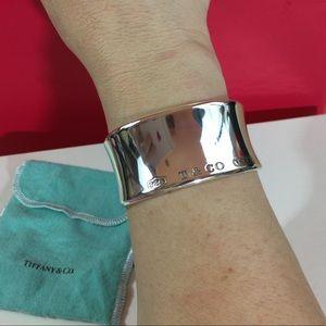Tiffany's wide cuff